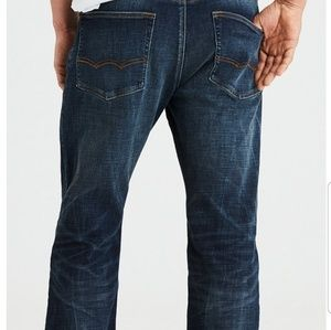 American Eagle Relaxed Straight Jean's